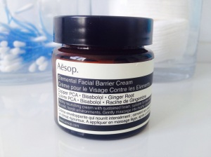 Aesop Elemental barrier cream