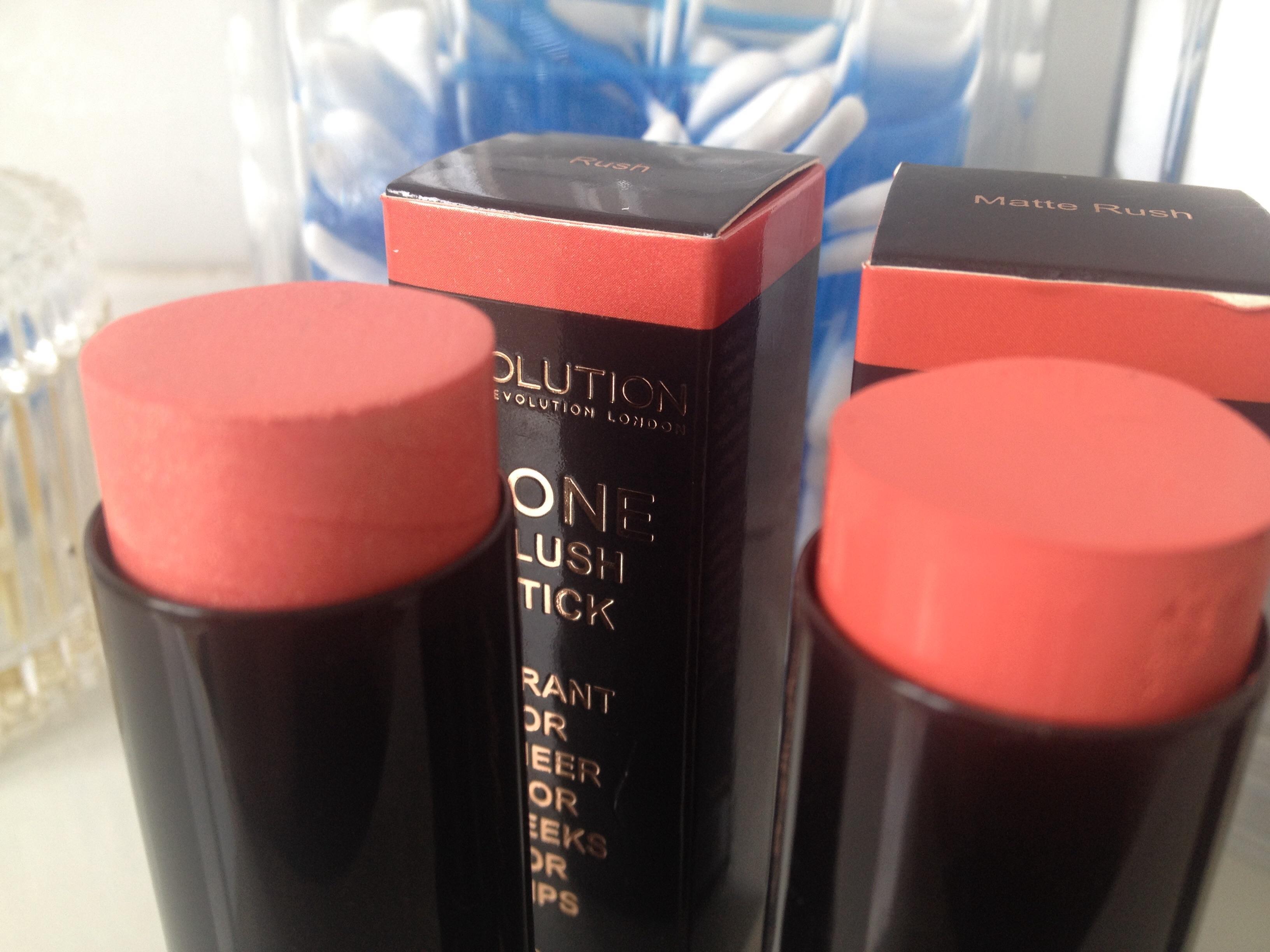 Make Up Revolution The One Blush Stick Nars Orgasm Dupe-8795